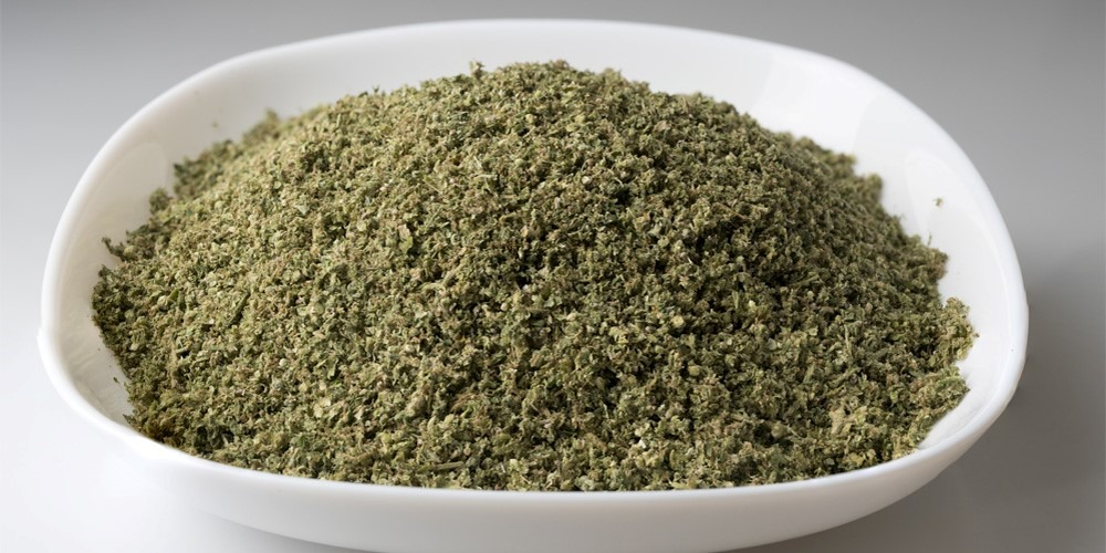 Cannabutter recipe step 1/3: decarboxylate your cannabis prior to cooking with it
